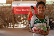 World Vision bringing aid to Coxs Bazar for coronavirus
