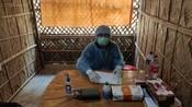 Coronavirus Bangladesh frontline workers