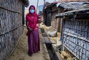 Nurs* story,  Coxs Bazar, Bangladesh - Covid-19 response