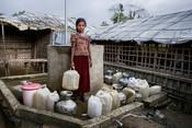 Ameena* in Coxs Bazar, Bangladesh - Covid-19 response