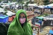 65 year-old Zahera Khatun* Coxs Bazar, Bangladesh - Covid-19 response