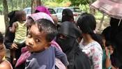 Broll: Rohingya Refugees Covid 19