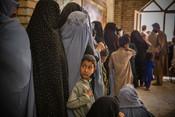 Oxfam food distribution in Herat