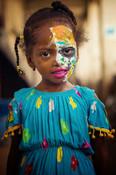 Malak*, 4, IDP Camp in Yemen